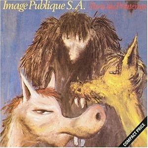 Public Image Limited - Paris in the Spring Album Cover