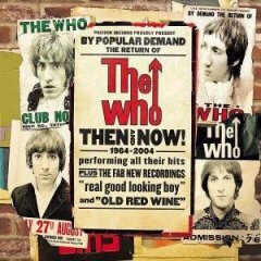 The Who - Then And Now Cover